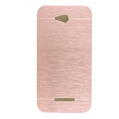 Motomo Metal Case for HTC Desire 616 - Soft Pink