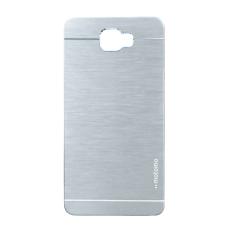 Motomo Metal Case for Samsung Galaxy A3 2016 A310F - Silver