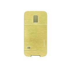 Motomo Metal Case for Samsung Galaxy S5 Mini G800 - Gold