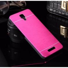 Motomo Metal Case Xiaomi Redmi Note 2 / Casing  Xiaomi Redmi Note 2 / Metal Case  Xiaomi / Hardcase  Xiaomi Redmi Note 2 - Pink