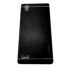 Motomo Oppo Mirror 5 / A51T Metal Back Cover / Metal Hardcase / Hardcase Backcase / Metal Case - Hitam