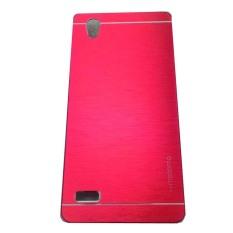 Motomo Oppo Mirror 5 / A51T Metal Back Cover / Metal Hardcase / Hardcase Backcase / Metal Case - Merah