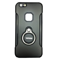 Motomo Ring 360 Slim Case Oppo Neo 7 - Hitam