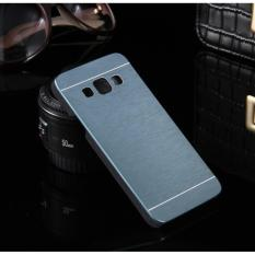 Motomo Samsung Galaxy J1 2016 J120 Hardcase Backcase ino Metal Case Samsung Galaxy J1 2016 J120 / Casing Samsung Galaxy J1 2016 J120 - Biru Tua