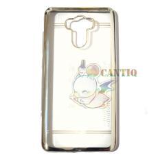 Motomo Soft Case Xiaomi Redmi 4 Prime /  Xiaomi Redmi 4 China Case Shining Xiaomi Clear List Glossy / Jelly Case / Ultrahin / Silicone / Motomo Chrome - Chrome Silver