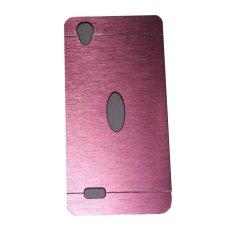 Motomo Vivo Y31 Hardcase Backcase Metal Case - Pink
