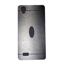 Motomo Vivo Y31 Metal Hardcase / Metal Back Cover / Hardcase Backcase / Metal Case - Silver