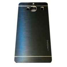Motomo Xiaomi Redmi 2s/Redmi 2/ Redmi 2 Prime Hardcase Backcase Metal Case - Hitam