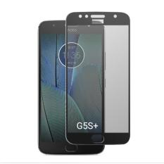 Diskon Motorola Full Screen Tempered Glass Moto G5S Plus 2 5D 3Mm 9H List Warna Hitam Branded