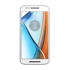Motorola Moto E3 Power - 2GB/16GB ROM - White