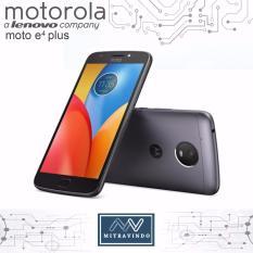 Motorola Moto E4 Plus 5 5 4G Lte Ram 3Gb Rom 32Gb Asli