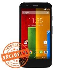 Jual Beli Motorola Moto G Dual Sim 8 Gb Hitam Hadiah Gratis Baru Indonesia