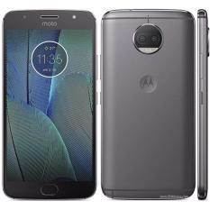 Motorola Moto G5S Plus 4G LTE - Ram 4GB/32GB - Grey