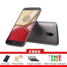 Motorola Moto M TX1663 4Gb Free Paket Banyak Bonus