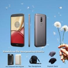 Motorola Moto M TX1663 4Gb Gray Free Paket 3 Item