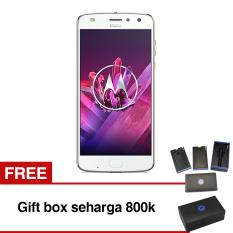 Beli Motorola Moto Z2 Play Fine Gold Gratis Gift Box Seharga 800K Murah Di Indonesia