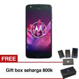 Toko Motorola Moto Z2 Play Lunar Grey Gratis Gift Box Seharga 800K Murah Indonesia