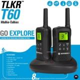 Jual Beli Motorola T60 Tlkr Walkie Talkie Go Explore Di Banten