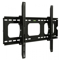 "Mount-It! MI-303-CBL Tilt TV Wall Mount Bracket for LCD, LED, or Plasma Flat Screens, 32"" – 60"" Screen Sizes, HDMI Cable Included, Black - intl"