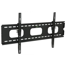 Mount-It! MI-318L Low-Profile Tilting TV Wall Mount Bracket for 42 - 70 inch LCD, LED, OLED, 4K or Plasma Flat Screen TVs - 220 lbs Capacity, 1.5 Inch Profile, Max VESA 850x450 - intl