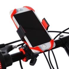 Harga Mountain Bike Phone Bracket Clip Holder Riding Navigation Anti Drop Stand Intl Baru