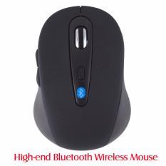 Review Mouse Bluetooth 3 2 4Ghz 1600Dpi Black Terbaru
