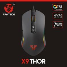 Beli Mouse Fantech Macro Rgb Gaming X9 Thor Murah Di North Sumatra