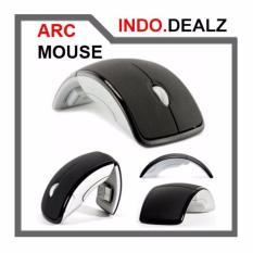 Jual Mouse Foldable Wireless Mouse For Laptop Notebook Pc Computer Aksesoris Komputer Online Di Jawa Barat