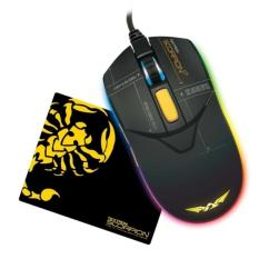 Jual Mouse Macro Gaming Armaggeddon Scorpion 7 Import