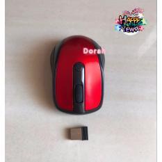 ... ongkir ditanggung sendiri.terimakasih \r \r Merek: Dorah \r Model: 3100 \r Jenis: Mouse nirkabel \r Model yang berlaku: laptop \r Sambungan dengan PC ...