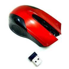 Mouse Wireless 2.4Ghz 1600DPI Berkualitas Bagus dan murah