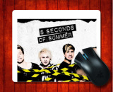 Harga Mousepad 5 Seconds Of Summer Konser Poster Lucu Untuk 240 200 3Mm Mouse Mat Gaming Mice Pad Intl Asli