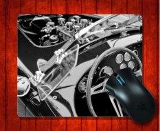 Mouse Pad AC Shelby Cobra Engine Roda Kemudi Landmark Case untuk Mouse Mat 240*200*3mm Gaming Mice Pad-Intl