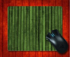 MousePad Bamboo 67 Photography for Mouse mat 240*200*3mm Gaming Mice Pad - intl