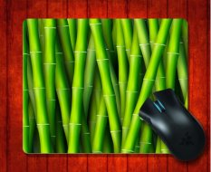 MousePad Bamboo for 240*200*3mm Mouse mat Gaming Mice Pad - intl
