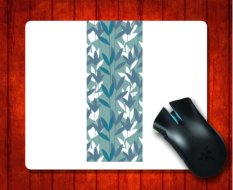 MousePad Bamboo Green Leaves for Mouse mat 240*200*3mm Gaming Mice Pad - intl