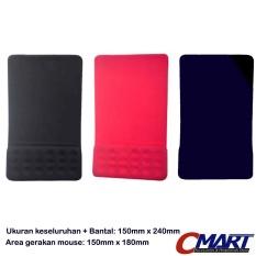 Review Mousepad Bantal Tebal Warna Color Tatakan Alas Mouse Pad Mdt M800 Di Dki Jakarta