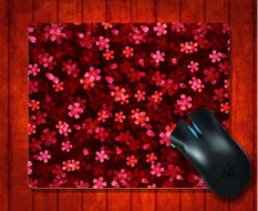 Mouse Pad Cherry Blossom untuk Mouse Mat 240*200*3mm Gaming Mice Pad-