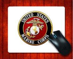 Mouse Pad Deng USMC Korps Marinir Amerika Serikat untuk Mouse Mat 240*200*3mm Gaming Mice Pad -Intl