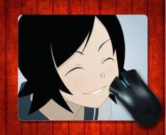 MousePad Hito Nami Sayonara Zetsubo Sensei82 Anime for Mouse mat 240*200*3mm Gaming Mice Pad - intl