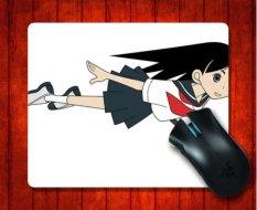 MousePad Kitsu Chiri Sayonara Zetsubou Sensei48 Anime for Mouse mat 240*200*3mm Gaming Mice Pad - intl