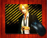 Beli Mouse Pad Liu Anime One Piece Sanji Untuk 240 200 3Mm Mouse Mat Gaming Mice Pad Intl