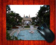 MousePad Monte Carlo Dunia untuk Mouse Mat 240*200*3mm Gaming Mice Pad-Intl