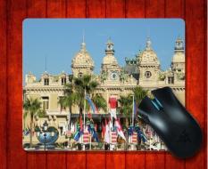 Mouse Pad Monte Carlo Casino93 Dunia untuk Mouse Mat 240*200*3mm Gaming Mice Pad-Intl