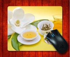 MousePad Bagus Teh Seni Teh Yang Indah Seni Digital untuk Mouse Mat 240*200*3mm Gaming Mice Pad -Intl