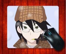MousePad Sayonara Zetsubou Sensei57 Anime untuk Mouse Mat 240*200*3mm Gaming Mice Pad-Intl