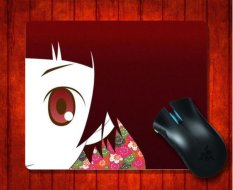 MousePad Tsunetsuki Matoi Sayonara Zetsubou Sensei44 Anime untuk Mouse Mat 240*200*3mm Gaming Mice Pad- INTL