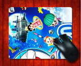 Spek Mouse Pad Wan Doraemon Untuk Mouse Mat 240 200 3Mm Gaming Mice Pad Intl