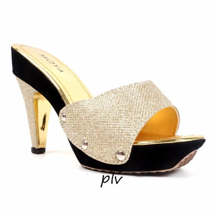 Pluvia - Moya Sepatu High Heels Hak Tinggi Pump Wanita