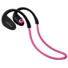 Pusat Jual Beli Mpow Cheetah Bluetooth 4 1 Wireless Headphone Stereo Olahraga Lari Latihan Gym Headset Earphone Hands Free Calling Car Earbud Pink Indonesia